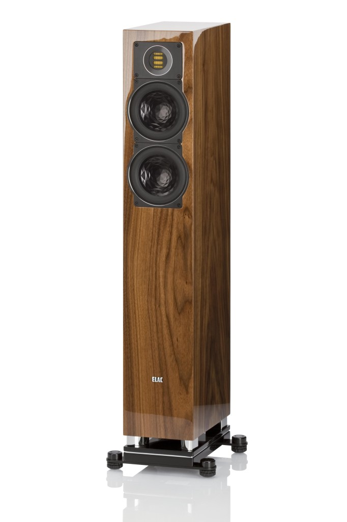 ELAC_FS 407_Walnut