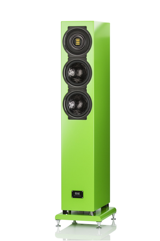 ELAC_FS 507 VX-JET_Kawasaki Lime Green